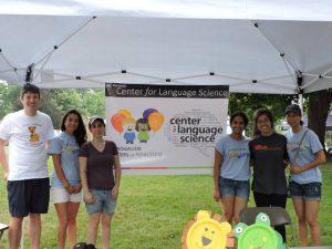 Grad Students at Arts Fest